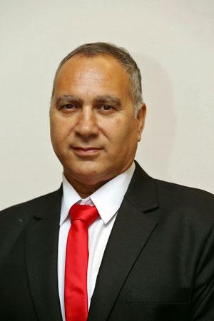 """משה יונה, PMP, סגן נשיא לכספים ויו""""ר POY - פרויקט השנה - בעמותת PMI ישראל. צילום: ניב קנטור"""