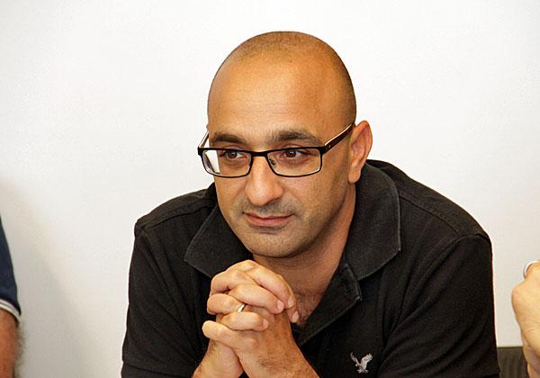 דני סלע, מנהל ערוצים דיגיטליים בבנק הפועלים. צילום: יניב פאר