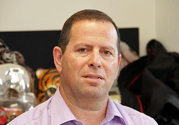 אמיר שי, מנהל מערך הסייבר בדואר ישראל. צילום: יניב פאר