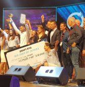 הזוכה בתחרות יזם השנה של עמותת יוניסטרים – חברת FIT4U מנתיבות