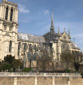 כנסיית הנוטרדאם בפריז תשוקם בעזרת היי-טקיסטים מישראל