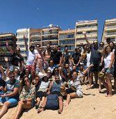 ההאקרים הלבנים חוגגים בברצלונה
