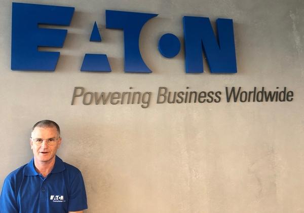 אבי שם טוב, מנהל תחום Power Quality, איטון ישראל. צילום: איטון ישראל.
