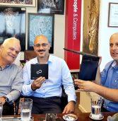 באו לבקר במאורת הנמר: צוות הנמרים של פוג'יטסו ישראל