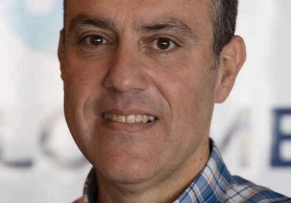 """ניר שמואלי, מנהל פעילות הבדיקות של נס בבנק לאומי. צילום: יח""""צ"""