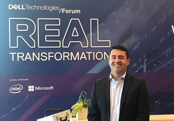 דידריק ג'אס, מנהל תחום פתרונות הלקוח למרכז ומזרח אירופה, דל טכנולוגיות