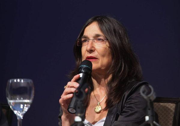 רחל יעקבי, חברה בוועדת הייעוץ של קונפידס. צילום: ניב קנטור