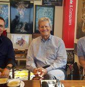 באו לבקר במאורת הנמר: ג'ון דילן, ג'ים לודסטרו ועמי אהרונוביץ', אירוספייק