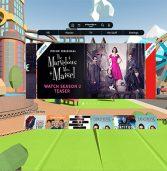 אמזון: שירות Prime Video במשקפי ה-VR של אוקולוס ושל סמסונג