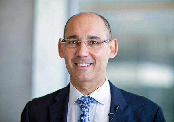 פרופ' אמיר ירון, נגיש בנק ישראל. צילום: בנק ישראל