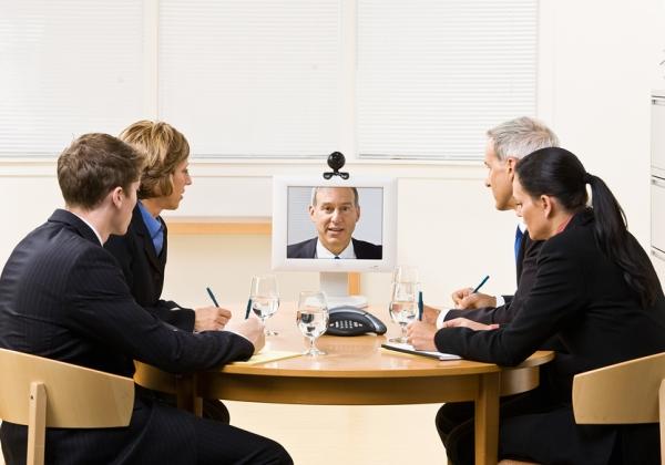 שיחות ועידה בווידיאו. אילוסטרציה: BigStock