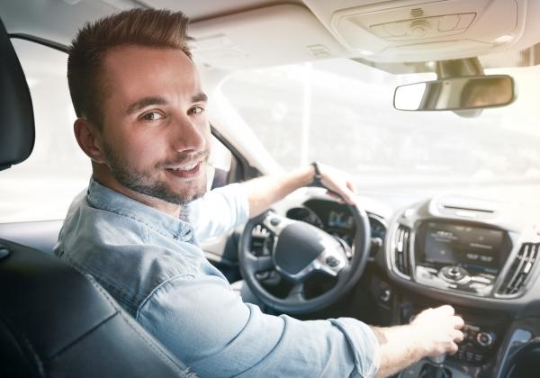הנהג מתבקש לשתוק? אובר. צילום אילוסטרציה: BigStock