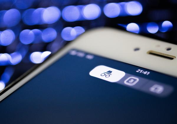 גלישה בסתר במצב incognito בגוגל כרום בנייד. צילום: BigStock
