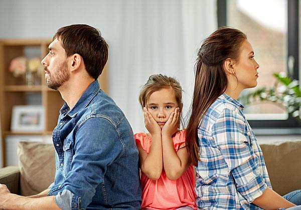 גירושין גירושין, אבל מה עם הילדים? צילום אילוסטרציה: BigStock