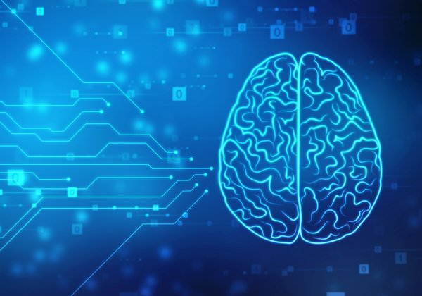 המוח האנושי יעלה על צ'יפ זעיר. איור אילוסטרציה: BigStock