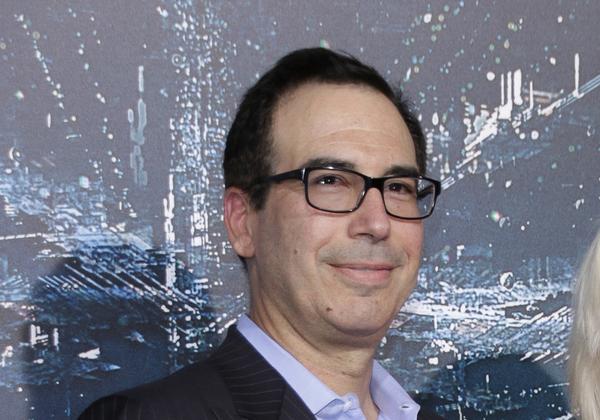 סטיבן מנושין, שר האוצר האמריקני. צילום: BigStock