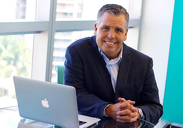 """אד קבררה, מנהל שירותי אבטחה גלובליים בטרנד מיקרו. צילום: יח""""צ"""