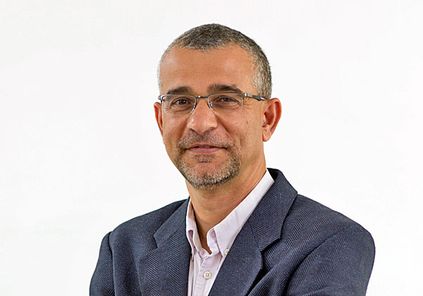 """חיים כהן, מנכ""""ל היטאצ'י ונטרה ישראל. צילום: אלישר"""
