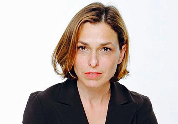 """מאיה קלדרון, סמנכ""""לית החדשנות והפיתוח העסקי בדואר ישראל. צילום: יחיאל ינאי"""