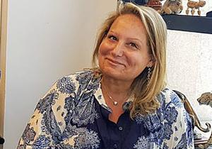 שרה הליקזר, מנכ''לית אינפור ישראל. צילום: פלי הנמר