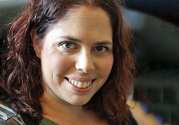 """סיון ניר, ראשת צוות מודיעין איומים בסקייבוקס סקיוריטי. צילום: יח""""צ"""