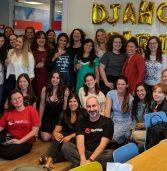 סדנת ג'נגו גירלס 2019 – לגלות לנשים את עולם התכנות