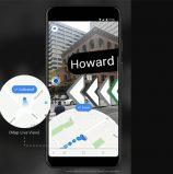 חדש בגוגל מפות: ניווט בעזרת מציאות רבודה