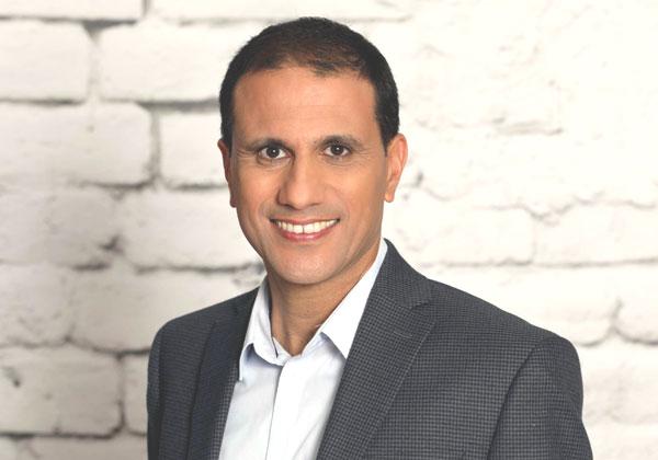 """ניר שלום, מנכ""""ל AT&T ישראל. צילום: סיון פרג'"""