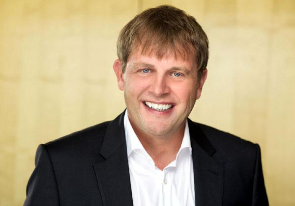 """קווין סימזר, מנהל התפעול הראשי של טרנד מיקרו. צילום: יח""""צ"""