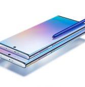 לראשונה בשני דגמים: סמסנוג השיקה את ה-Galaxy Note 10 וה-10 Plus