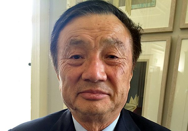"""רן ז'נגפי, מנכ""""ל וואווי. צילום: Cellaner, מתוך ויקיפדיה"""