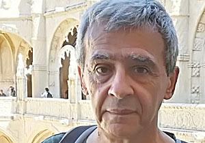 מורדו אזגורי, מנהל ה-IT של מכללת כנרת. צילום עצמי