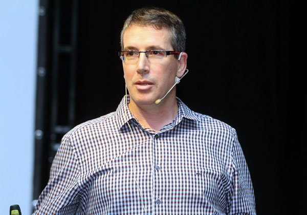 אלון קור, מנהל הטכנולוגיות הראשי של בנק לאומי. צילום: דוברות בנק לאומי