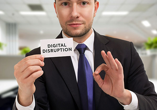 """האם הארגונים יהיו שבעי רצון מהטכנולוגיות ה-""""משבשות"""" ב-2020? לא בטוח. צילום אילוסטרציה: BigStock"""