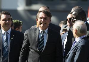 ז'איר בולסונרו, נשיא ברזיל. צילום: BigStock
