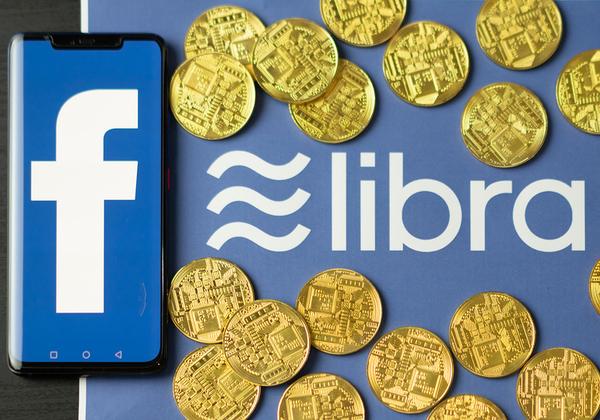 מטבע הקריפטו ליברה של פייסבוק. צילום אילוסטרציה: BigStock