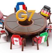 """דיווחים מפיסגת ה-G7: ארה""""ב וצרפת הגיעו להסכם למיסוי דיגיטלי"""