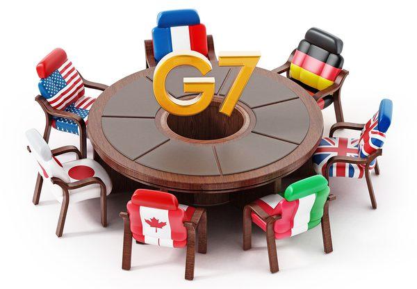 הסכימו על מס חברות מינימלי עולמי. ה-G7. אילוסטרציה: BigStock