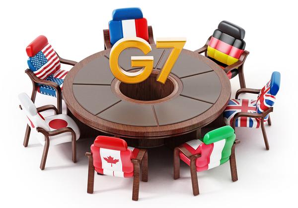 פסגת ה-G7. אילוסטרציה: BigStock