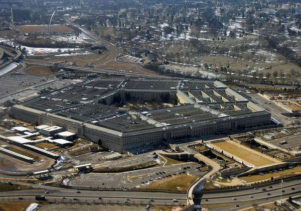 """הפנטגון של ארה""""ב. צילום: BigStock"""