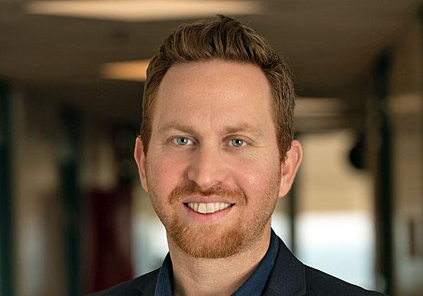 """גיל נוילנדר, מנכ""""ל ESET ישראל. צילום: מושיק ברין"""