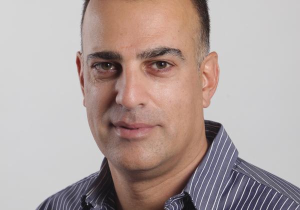 """עופר ישראלי, מנהל פעילות פורטינט ישראל. צילום: יח""""צ"""