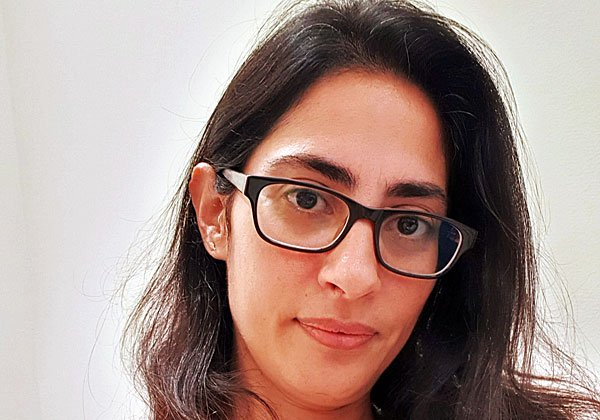"""נעמה שליט, מנהלת פרויקט וצוות פיתוח של אפליקציית Winner מטעם מונסייט במועצה להסדר ההימורים בספורט. צילום: יח""""צ"""