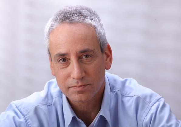 """אבנר מימון, מנכ""""ל EMEA בסינריון מערכות. צילום: ראובן קופיצ'ינסקי"""