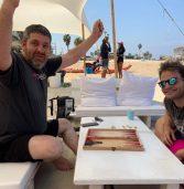 פנדו פותחת שנה: מסיבת חוף עם יום הולדת בהפתעה