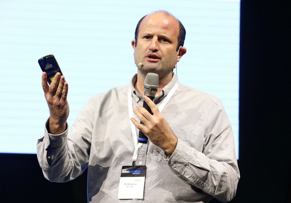 אורי שפמן, מוביל שירותי ענן מנוהלים, קבוצת טכנולוגיות גלובליות, יבמ ישראל. צילום: ניב קנטור