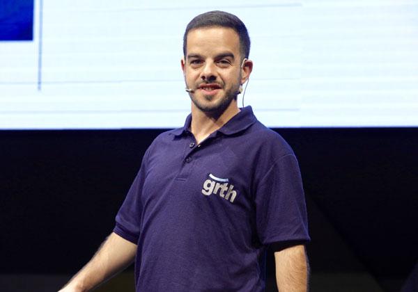 תומר כהן, ארכיטקט פתרונות ענן ב-GRTH. צילום: ניב קנטור
