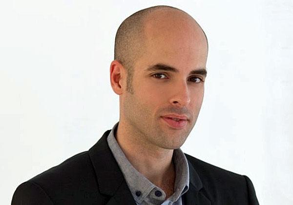 """ארן אראל, מנהל הפעילות של F5 בישראל, יוון וקפריסין. צילום: יח""""צ"""