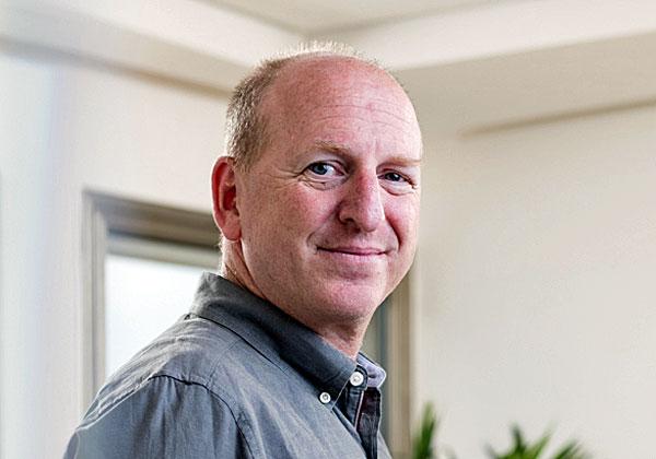 """עמית ניסנבאום, מנכ""""ל טקטייל מוביליטי. צילום: אסף הבר"""