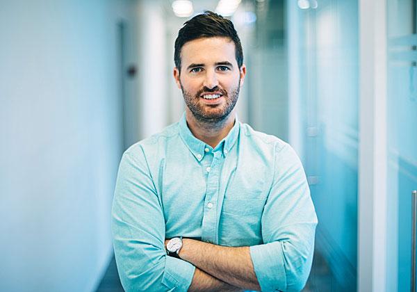 """יונתן אטיאס, שותף מייסד ומנכ""""ל סייולו. צילום: שי הנסב"""
